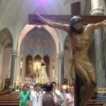 madonna di loreto in santuario