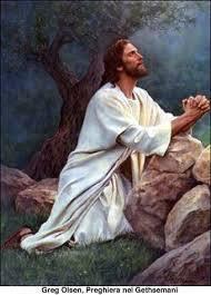 venerd' santo gesù prega
