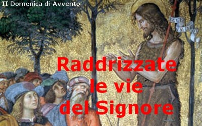 II dom di AVVENTO_video commento in ITALIANO (Don Renzo Vanoi) – in RUMENO (Sergiu Ursache)