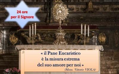 """Celebrate le """"24 ore per il Signore"""" presso il Duomo di Tortona_ AUDIO OMELIE del vescovo Viola e del parroco don Baldi"""