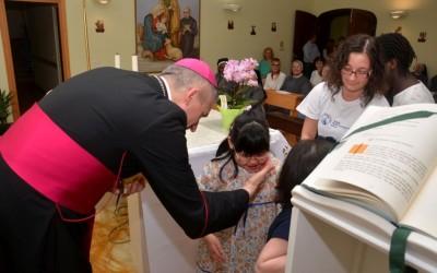 16 mag: Visita Pastorale del Vescovo Mons. Viola alla Casa Madre delle Suore e al Piccolo Cottolengo