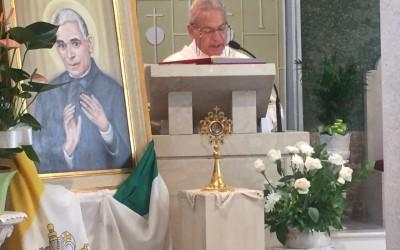 23 giu_Celebrata la solennità del Sacro Cuore nella Casa Madre delle Suore orionine – FOTO ed AUDIO omelia don Achille Morabito