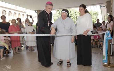 24 giu_Festa del centenario dell'Asilo Sacro Cuore Don Orione – FOTO e AUDIO saluto ed omelia Mons. VIOLA