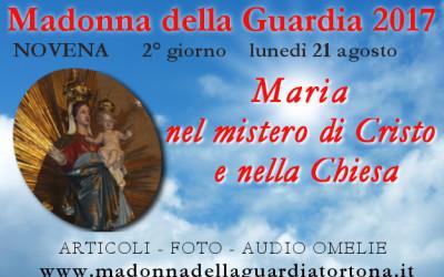 21 ago: 2 giorno della Novena – Beata Vergine nella cammino della Chiesa  – FOTO ed AUDIO OMELIE
