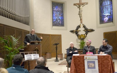 VOGHERA (San Pietro): Presentato il libro nei 50 anni della Parrocchia orionina.