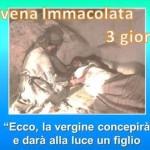 3 giorno Novena Immacolata: VIDEO pensiero di don Cesare Concas