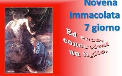 7 giorno Novena Immacolata: VIDEO pensiero di don Cesare Concas