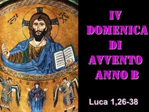 Matteo 3,1-12. Luca 1,26-38.