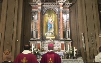 3 dic: 5 giorno Novena Immacolata Mons. Viola – AUDIO omelia