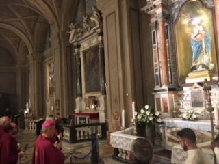 4 dic: 6 giorno Novena Immacolata Mons. Viola – AUDIO omelia