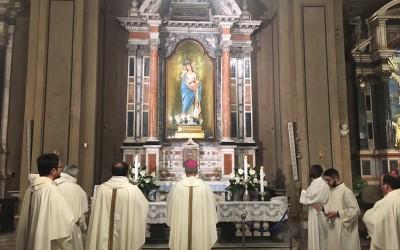 6 dic: 8 giorno Novena Immacolata Mons. Viola – AUDIO omelia