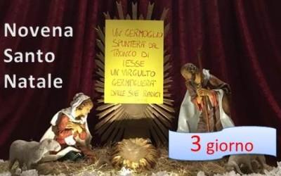 3 giorno nov natale – video pensiero don Cesare Concas
