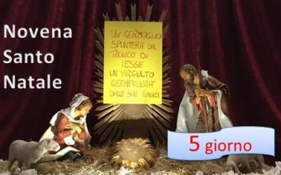 5 giorno nov natale – video pensiero don Cesare Concas
