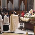 Il direttore provinciale don Aurelio Fusi, conclude le celebrazioni natalizie in Santuario – FOTO e AUDIO omelia