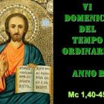 VI dom del Tempo Ordinario – AUDIO commento di don Achille Morabito