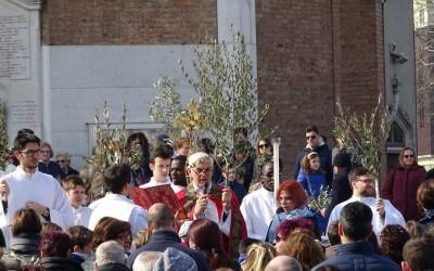 Domenica delle Palme in Santuario – FOTO celebrazioni