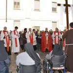 Venerdì Santo 2018_Via Crucis nei luoghi della carità orionina presieduta dal nostro vescovo Mons. VIOLA_FOTO e AUDIO riflessione