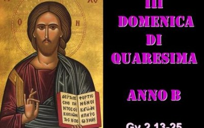 II dom di Quaresima – AUDIO commento di don Achille Morabito