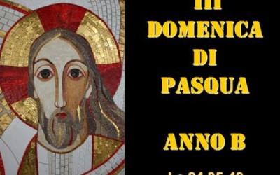 III Domenica di Pasqua – AUDIO commento di don Achille Morabito