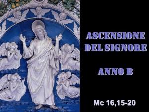 ANNO B. Mc 16,15-20.