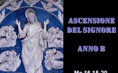 ASCENSIONE – AUDIO commento di don Achille Morabito