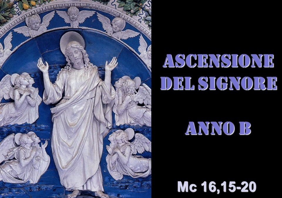 ASCENSIONE – AUDIO commento di don Achille Morabito