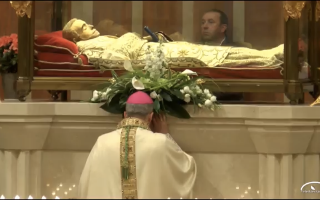 16 mag: Celebrata la Festa di don Orione e il XXV di ordinazione sacerdotale di Mons. Viola – VIDEO – FOTO – AUDIO omelia e saluti