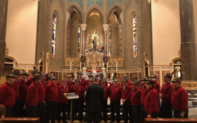 20 mag: Concerto degli Alpini del coro Italo Timallo di Voghera
