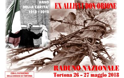 26-27 mag: Raduno Nazionale Ex-Allievi a Tortona – VIDEO messaggio di Mauro Sala del presidente nazionale