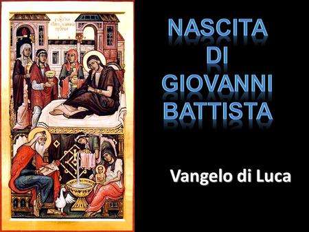 NATIVITA' GIOVANNI BATTISTA – AUDIO commento di don Achille Morabito