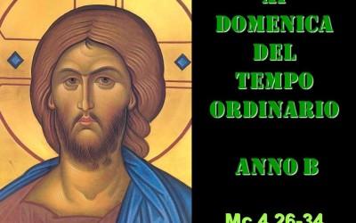 XI DOM del T.O. – AUDIO commento di don Achille Morabito