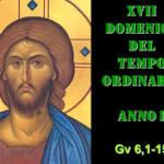 XVII DOM DEL T.O. – AUDIO commento di Don Achille Morabito