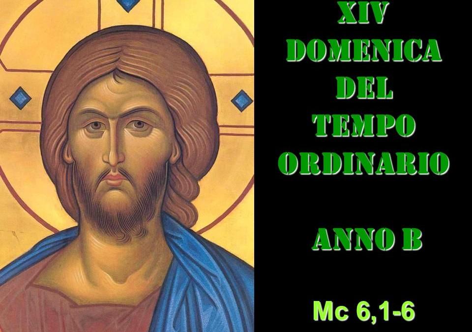 XIV DOM DEL T.O. – AUDIO commento di Don Achille Morabito