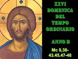 XXVI DOM DEL T.O. – AUDIO commento di Don Achille Morabito