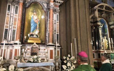 Tortona (Duomo): Primo giorno Novena dell'Immacolata – OMELIA Mons. VIOLA