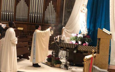 Tortona (Santuario): Primo giorno Novena dell'Immacolata – OMELIA Don Marchetti