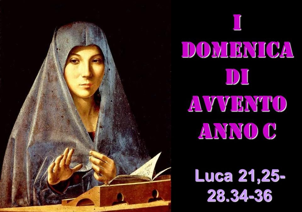 I AVVENTO – AUDIO commento di Don Achille Morabito
