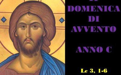 II AVVENTO – AUDIO commento di Don Achille Morabito