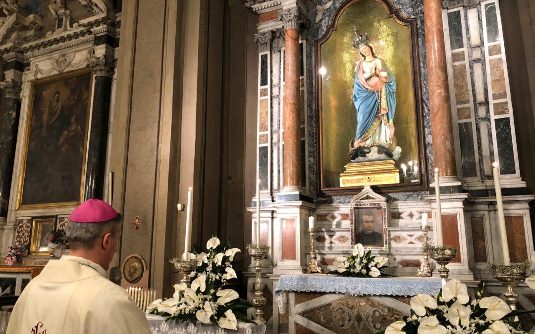Tortona (Duomo): Terzo giorno Novena dell'Immacolata – OMELIA Mons. VIOLA