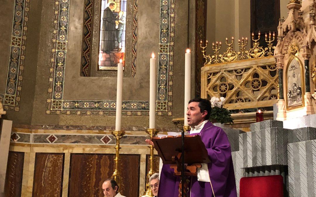 Tortona (Santuario): Terzo giorno Novena dell'Immacolata – OMELIA Don Marchetti
