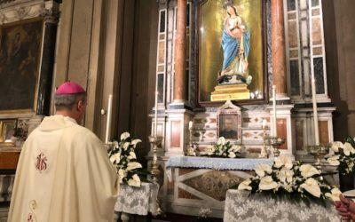 Tortona (Duomo): Quinto giorno Novena dell'Immacolata – OMELIA Mons. VIOLA