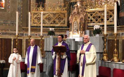Tortona (Santuario): Sesto giorno Novena dell'Immacolata – OMELIA Don Marchetti