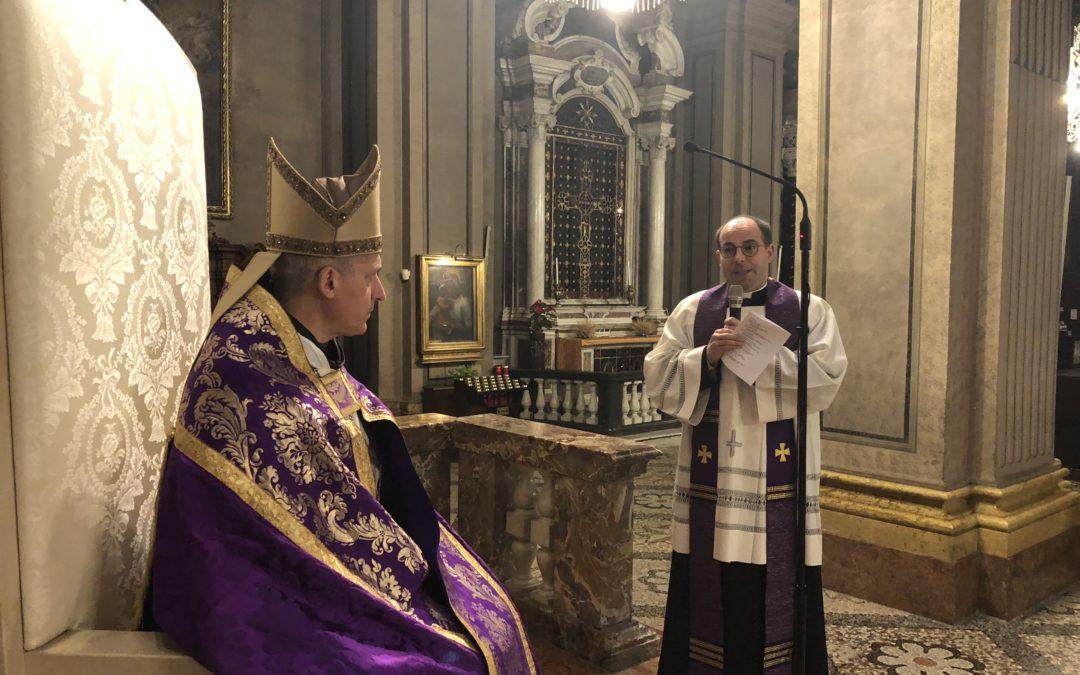 Tortona (Duomo): Nono giorno Novena di Natale – RIFLESSIONE Mons. VIOLA