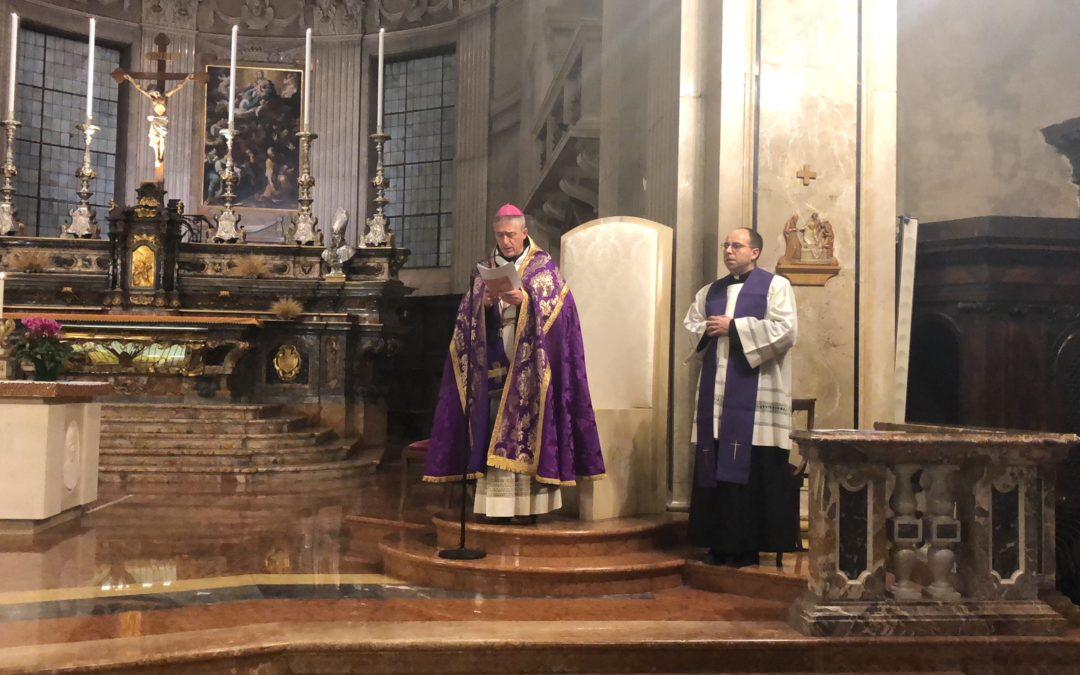 Tortona (Duomo): Quarto giorno Novena di Natale – RIFLESSIONE Mons. VIOLA