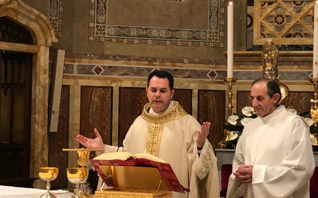Tortona (Santuario): Nono giorno Novena di Natale – RIFLESSIONE Don FUSI