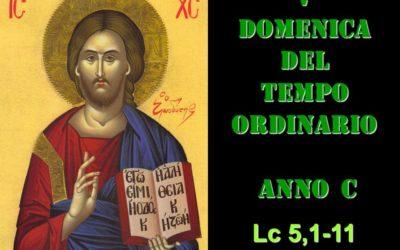 V DOM DEL T.O. – anno C– AUDIO commento di Don Achille Morabito