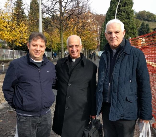 SOTTO IL MONTE (Bergamo): Svolto il 52° convegno dei Santuari italiani nella terra di San Giovanni XXIII.