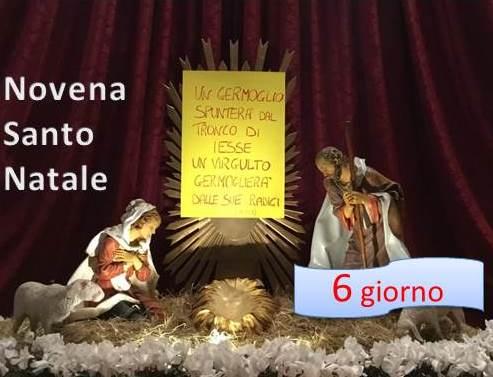 6 giorno nov natale – video pensiero don Cesare Concas