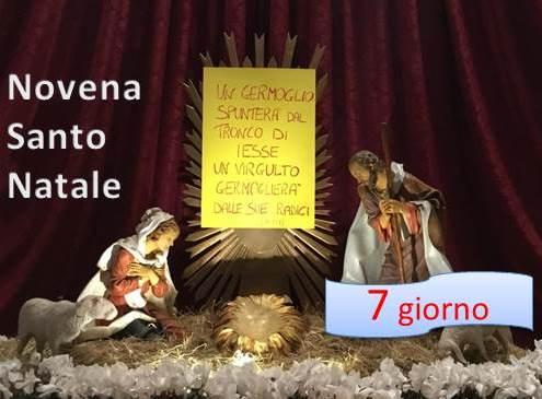 7 giorno nov natale – video pensiero don Cesare Concas