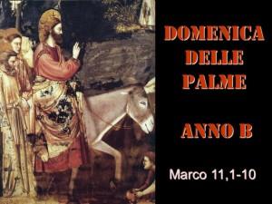Domenica delle Palme – AUDIO commento di don Achille Morabito